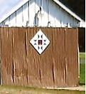 warrior shield sign
