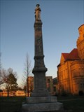 Image for Washington County Confederate Monument - Greenville, Mississippi
