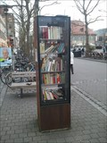 Image for Bücherschrank Nürnberger Straße