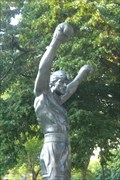 """Image for """"Gonna Fly Now"""" -- Theme from the movie """"Rocky"""" -- Philadelphia"""