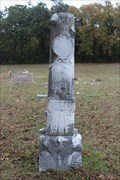 Image for Dr. W.H. Carter - Nelson Cemetery - Azle, TX