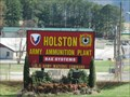 Image for Holston Army Ammunition Plant - Kingsport, TN