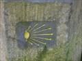 Image for Way marker Kirchberg, Mendig, RP, Germany