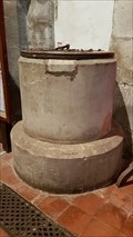Image for Baptism Font - St Andrew - Peatling Parva, Leicestershire