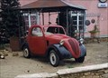 Image for Fiat 500 Topolino - Stein, AG, Switzerland