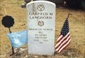 Image for Garfield M. Langhorn-Riverhead, NY