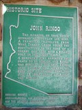 Image for John Ringo