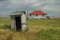 Image for Maxstone School Outhouse - Maxstone, SK
