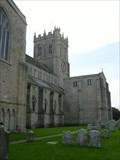 Image for Monks' Ghosts - Christchurch Priory, Dorset, UK