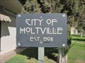 Image for Holtville, California
