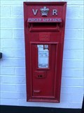 Image for Victorian Wall Post Box - Upton Grey near Basingstoke - Hampshire - UK
