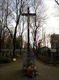 Image for Churchyard cross 1918 - Olšanské hrbitovy, Praha, Czechia