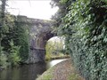 Image for Arch Railway Bridge 12A On The Peak Forest Canal - Woodley, UK