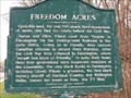 Image for Freedom Acres