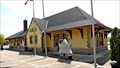 Image for Canadian Pacific Railway Station - St. Stephen, NB