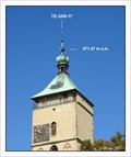 Image for TB 3206-17 Havlíckuv Brod, kostel, CZ