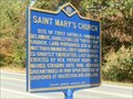 Image for Saint Mary's Church (NC-32) - Hockessin, DE