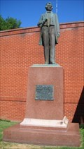 Image for Statue of America's Only One-Day President - Plattsburg, Missouri