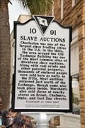 Image for Slave Auctions - Charleston, SC
