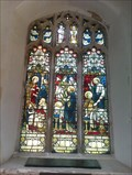 Image for Stained Glass Window, St Andrew - South Lopham, Norfolk