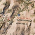 Image for Olmsted Point Trail Map - Yosemite, CA