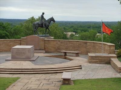 veritas vita visited Will Rogers Memorial and Museum