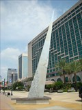Image for Jacksonville's Great Fire Memorial - Jacksonville, Florida