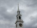 Image for First Congregational Church of Hadley Steeple - Hadley, MA