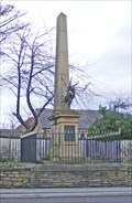 Image for Oaks Colliery Memorial, Barnsley, South Yorkshire.