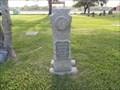 Image for Kirby S. Hartis - Cedar Bayou United Methodist Church Cemetery, Cedar Bayou, TX