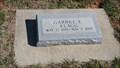 Image for 104 - Garnet E. Flagg - Buena Vista Cemetery - Oklahoma