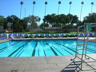 Palm park aquatics center whittier ca public swimming - Palm beach gardens recreation center ...