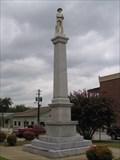 Image for Carroll County Georgia Confederate Memorial