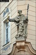 Image for St. Peter /  Sv. Petr - Lužický seminár (Prague - Malá Strana)