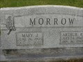 Image for 102 - Mary Julia Morrow, Cassville, MO