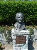 Image for Carl Linnaeus Statue - Van Dusen Botanical Gardens