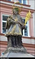 Image for St. John of Nepomuk / Sv. Jan Nepomucký - Ceský Tešín (North Moravia)