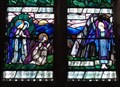 Image for WW1 Memorial Window - Saint Mary's Church - Tenby, Pembrokeshire, Wales.