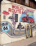 Image for El Trovatore Motel - Roadside Attraction -  Kingman, Arizona, USA.