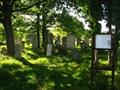 Image for Jewish Cemetery, Stare Mesto Pod Landstejnem, Czech Republic