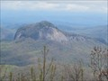 Image for Looking Glass Rock - Blue Ridge Parkway - North Carolina, USA.