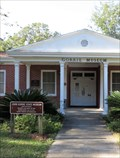 Image for Big Bend Scenic Byway - John Gorrie Museum State Park - Apalachicola, Florida, USA.