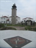 Image for Beavertail Light Compass Rose - Jamestown, RI