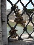 Image for Ponte Sant'Angelo, Roma, Italia
