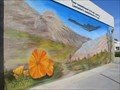 Image for California Poppy Reserve Mural- Lancaster, California