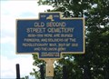 Image for Old Second Street Cemetery - Elmira, NY