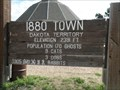 Image for 1880 Town - Elevation 2391 feet