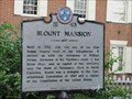 Image for Blount Mansion - 1E 43