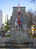 Image for World War I Memorials and Monuments - Gore Park, Hamilton ON