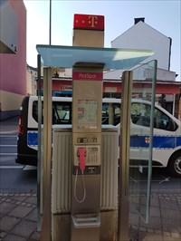 Payphone Rizzastraße Koblenz, Rhineland-Palatinate ...